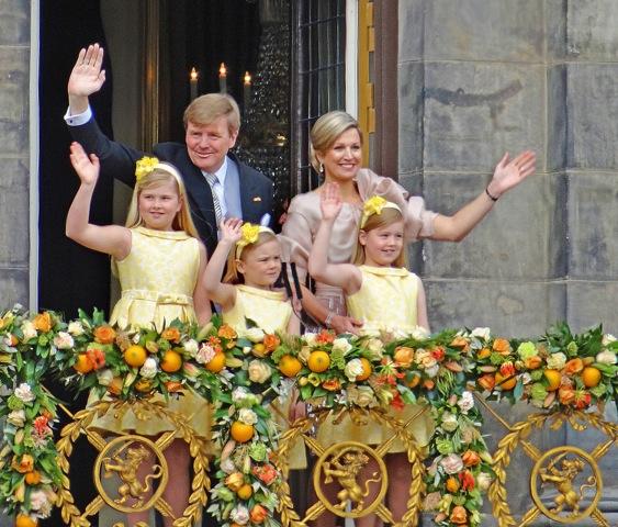 Королевская семья Нидерландов