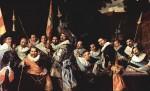 Франц Хальс. Встреча офицеров роты святого Адриана в Харлеме, 1633 http://www.figarobaget.ru/world/world_hals.html