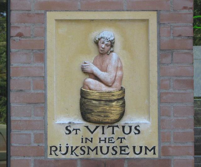 Tafelbergweg 51, ST.VITUS IN HET RIJKSMUSEUM, 1993