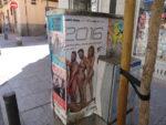 Прайд-плакат от транс и би-сексуалов Мадрида