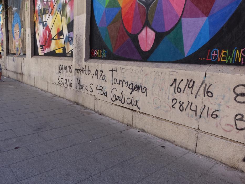 Сексуальные трафик женщина в испании