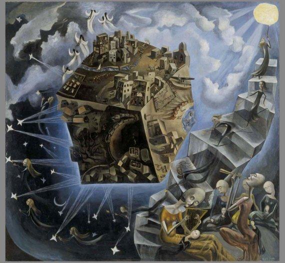 Un mundo (A World) + Ángeles Santos Portbou, Girona, Spain, 1911 - Madrid, Spain, 2013